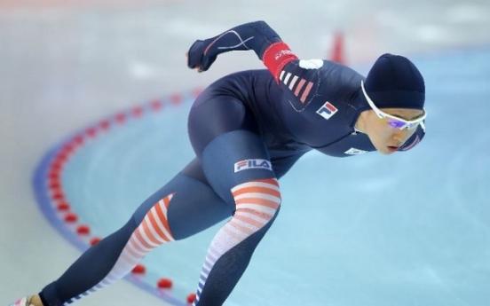 [PyeongChang 2018] Speed skater Lee Sang-hwa prepares for final Olympic tuneup