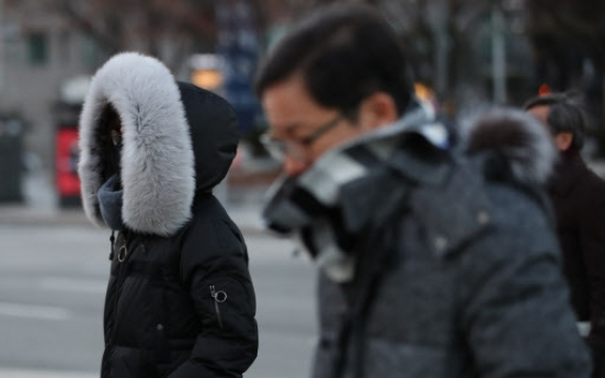 [Weather] Wind chill in Seoul drops to minus 16 degrees Celsius