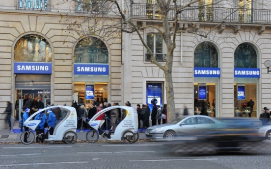 Samsung faces French legal case over alleged abuses in China
