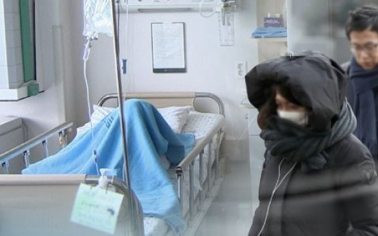 Number of hypothermia patients rises as mercury drops
