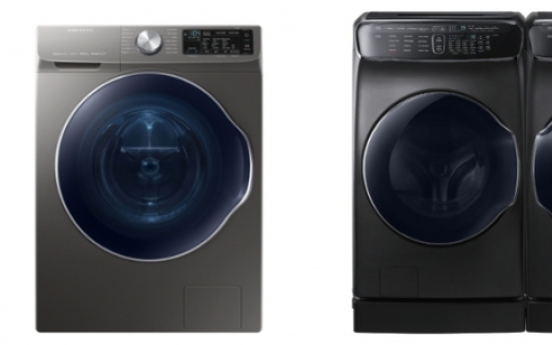Samsung's washing machines win at Best of KBIS 2018