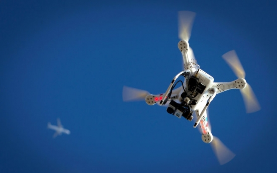 KT to open drone education center to aid farmers