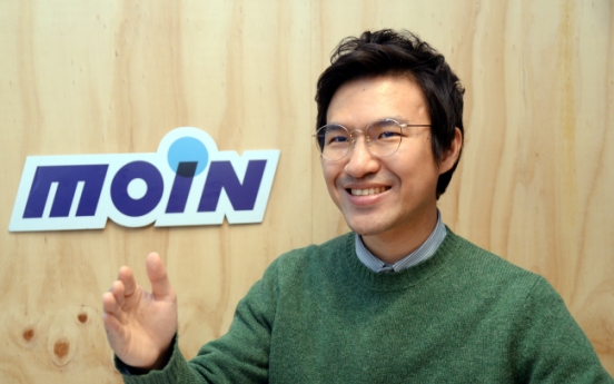 [Herald Interview] Moin out to cut cost of remittance