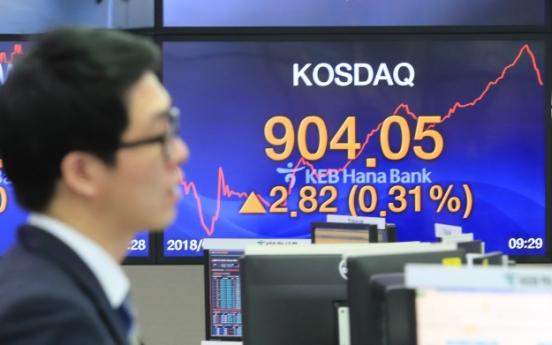 [Newsmaker] Policy drive, biotech boom bring Kosdaq to 16-year high