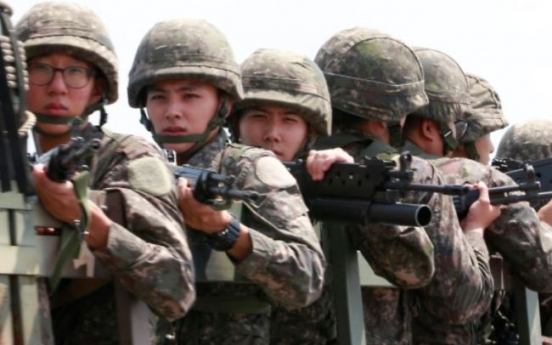 Soldiers receive increased wages from this month