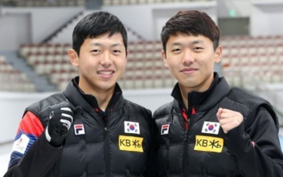 [PyeongChang 2018] Korea's twin curlers share golden dream for Olympics