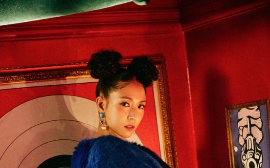 BoA to return with new single 'Nega Dola' on Jan. 31