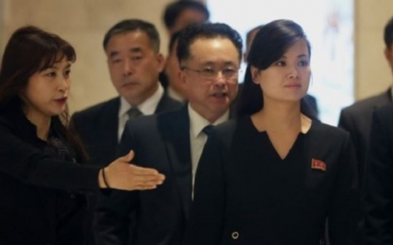 Hyon Song-wol embarks on Seoul tour after stay in Gyeongpo Beach