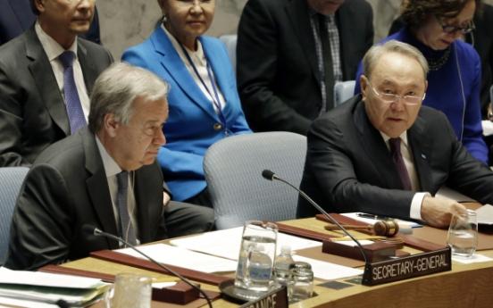 Kazakhstan's multivector diplomacy useful in disarmament, nonproliferation