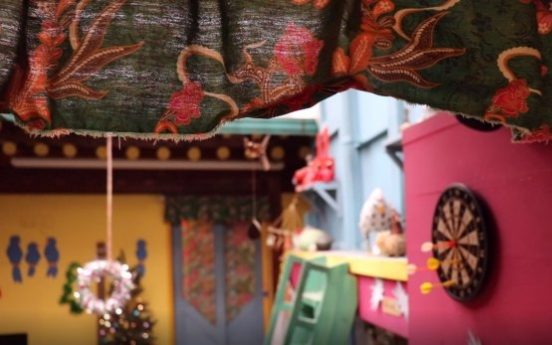 [Video] Quirky interiors give Seoul's guesthouses an edge