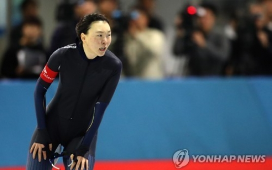 [PyeongChang 2018] Administrative oversight costs speed skater Olympic berth