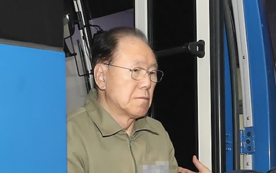 Ex-President Lee ordered use of NIS funds, says aide