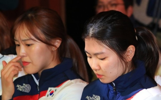Korea Skating Union expels coach for beating short tracker Shim