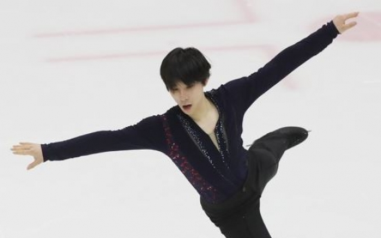 S. Korean Lee June-hyoung finishes 14th at Four Continents figure skating