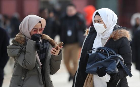 [Weather] Slight rise in temperatures
