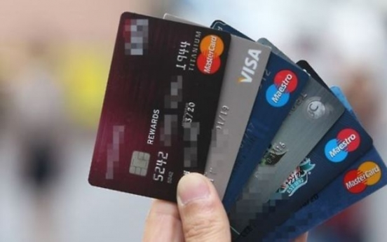 Credit card spending rose last year due to long holidays