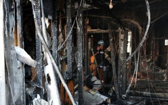 Fire safety-related bills still pending