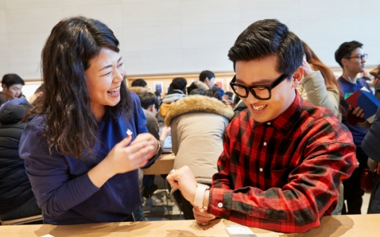 Will Apple's first Korean store bring market impact?