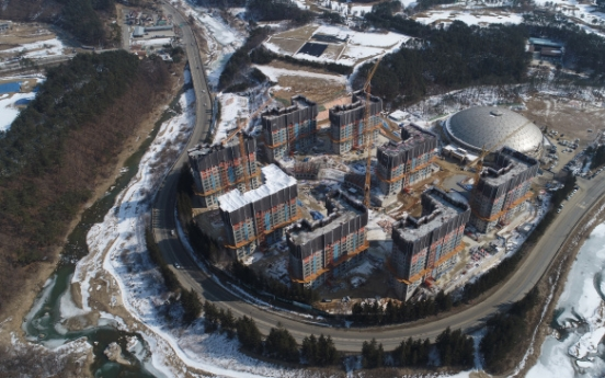 [PyeongChang 2018] South Korean alpine snowboarders, mogul skiers to stay outside Olympic village