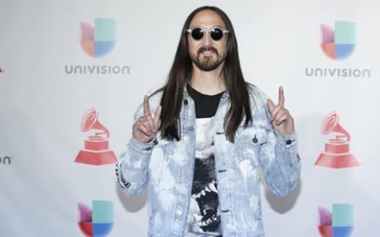 Steve Aoki confirms collaboration with BTS