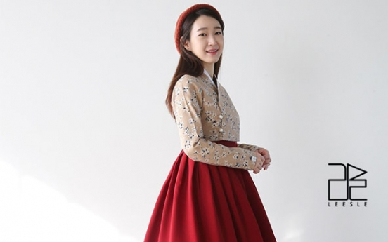 [Herald Interview] Capturing hanbok's beauty with modern elements