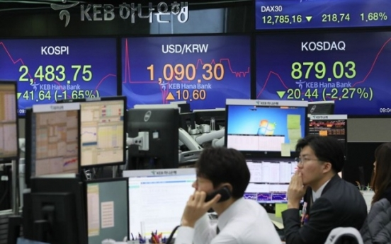Foreign buying on KOSDAQ hits 9-year high in 2017