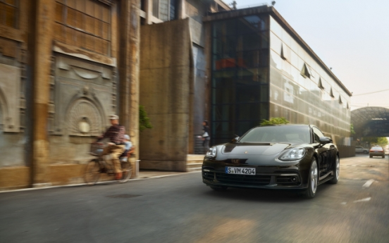 Porsche Korea shows record monthly sales in Jan.