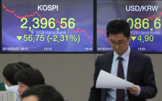 Seoul to take actions, if needed, to calm market worries