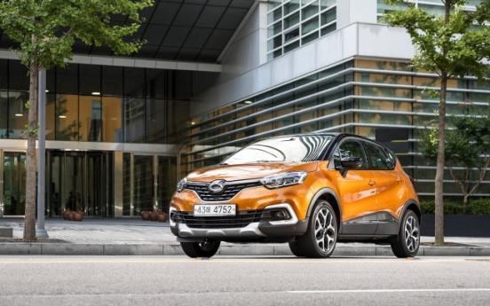 Renault Samsung QM3 remains best-seller in Europe