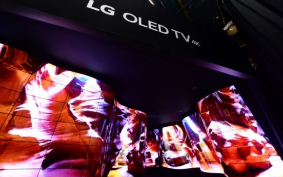 LG brings OLED tech to new levels