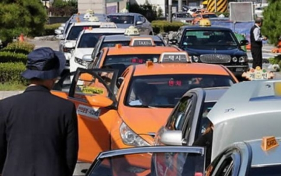 Gangneung lifts limits on taxi operations