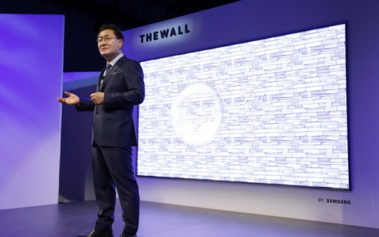 Samsung's QLED TVs up ante in 2018