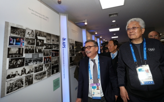 [PyeongChang 2018] NK IOC member says he was touched by joint march of two Koreas' athletes