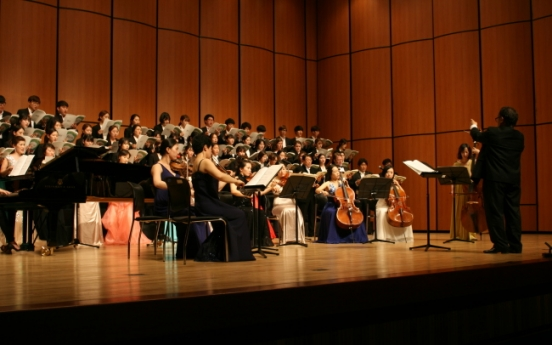 Music lovers to collaborate for good cause in Gwangju choir