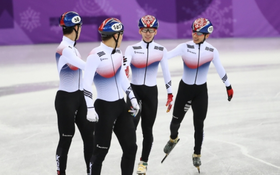 [PyeongChang 2018] S. Korea to take crack at two short track titles