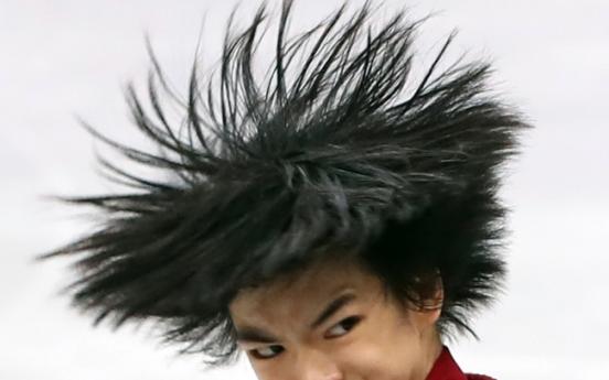 [Photo News] Cha Jun-hwan's mane in full majesty