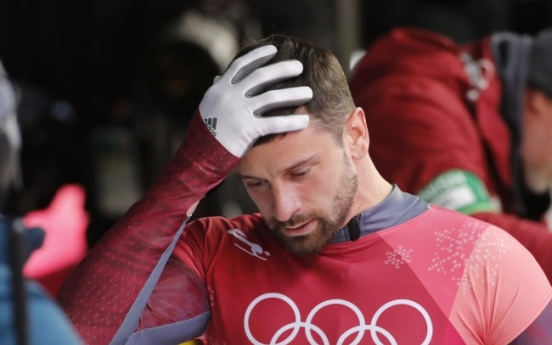 [PyeongChang 2018] Skeleton world champion Dukurs 'not happy' with no medal in PyeongChang