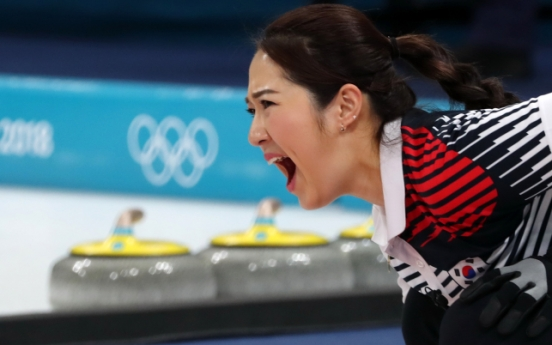 [Newsmaker] S. Korean 'curleesis' score surprise wins against Canada, Switzerland