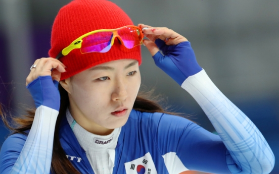 [PyeongChang 2018] Lee Sang-hwa aims for 3rd gold, bobsleigh duo to begin medal hunt