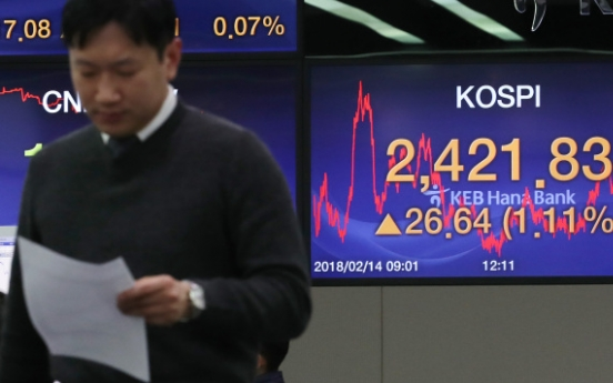 S. Korean shares to face lingering uncertainties next week