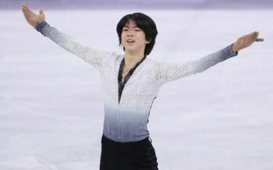[Photo News] Cha Jun-hwan ups personal best in free skate