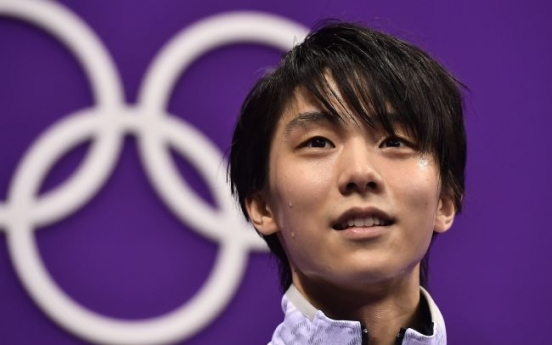 [Newsmaker] 'Ice Prince' Hanyu reigns with second skating gold