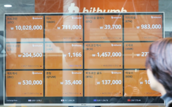Sales of cryptocurrency operators soar eightyfold: data
