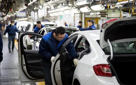 Tension escalates over inspection into GM Korea