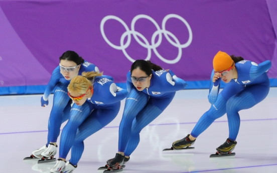 [PyeongChang 2018] With more golds in sight, South Korea targets fourth spot on medals table