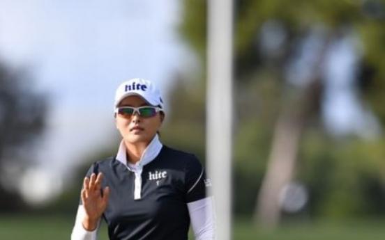 S. Korean Ko Jin-young wins in official LPGA debut