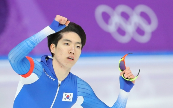 [PyeongChang 2018] Cha Min-kyu denied gold in 500m by whisker