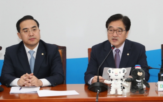 Ruling party calls for retaliatory measures against US steel tariff proposal