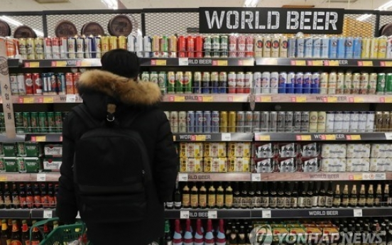 [PyeongChang 2018] Liquor most purchased at convenience stores by Olympic visitors