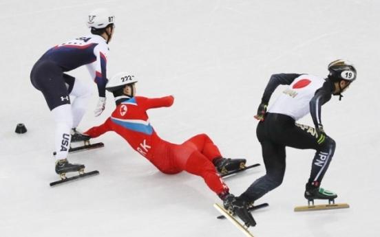 [PyeongChang 2018] N. Korea ends PyeongChang 2018 without medal
